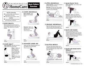 Stretches Back Strengthening Exercises