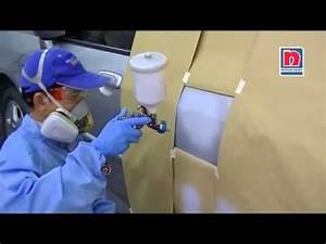 Nippon Paint AR Spot&Block Repair Demonstration Video