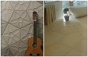 D wall tiles a new dimension of d?cor
