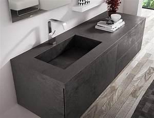 Lounge lam stone progetto bagno for Top cucine laminam