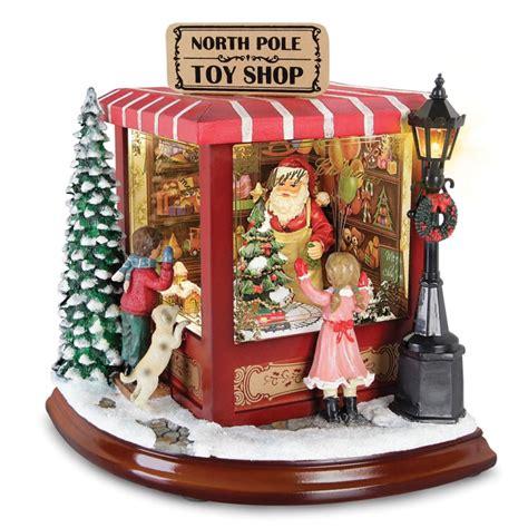 the animated musical santa s workshop christmas