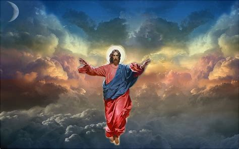 Animated Wallpapers Of Jesus - ascension of jesus wallpaper free desktop backgrounds and