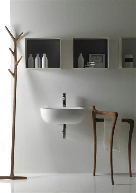 Waschtisch Modelle Fuers Badezimmer by Einbau Wandboard Quadrat Design Badezimmer Waschtisch
