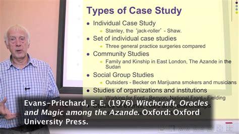 types  case study part     case studies youtube