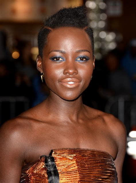 makeup artist nick barose  dior beauty lupita nyongo