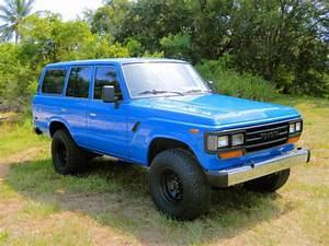 1984 Toyota Land Cruiser Fj60 Fj61 Fj62 60 Series