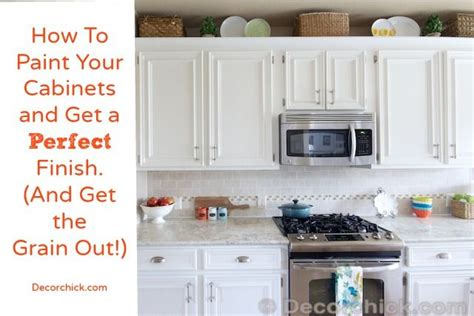 tips on painting kitchen cabinets how to paint cabinets like the pros and get the grain out 8539
