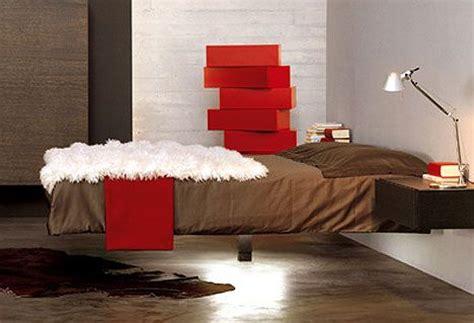 fluttua  floating bed freshomecom