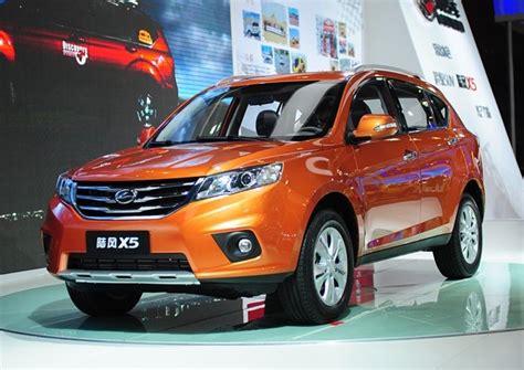 landwind  suv debuts   guangzhou auto show