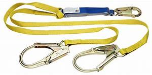 Double Hook Work Man Full Body Safety Harness