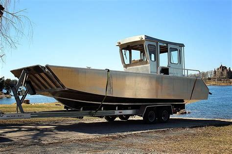 Aluminum Work Boats For Sale Used by Commercial Boats For Sale With Aluminum Used Boats On