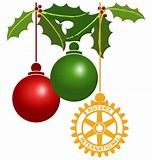 Image result for Rotary Christmas Logo