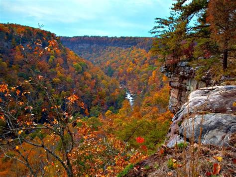 canyon river alabama fall scenic nature state preserve leaves country changing parks amazing across national hikes especially wilderness areas too