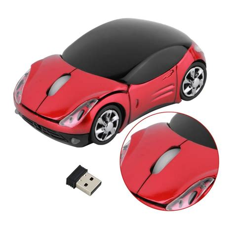 Cheap Cars With High Hp by 1000dpi Wireless Car Optical Mouse Car Shape Wireless