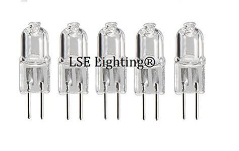 G4 12v 20w Jc Type Lighting Halogen Bulb, 12 Volt
