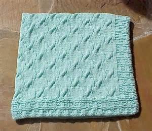Free Lap Blanket Knitting Pattern