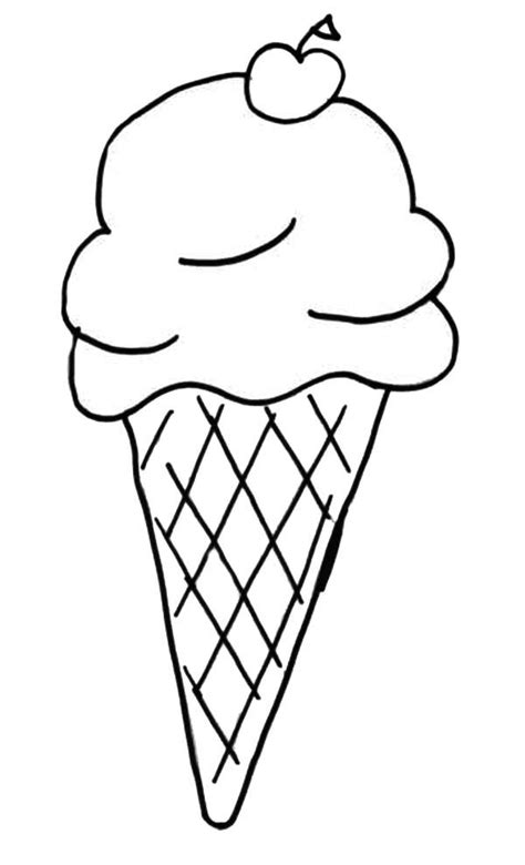 mickey mouse ice cream coloring pages coloring home