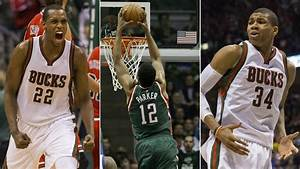 Jabari Parker is back, giving the Bucks one unusual lineup ...