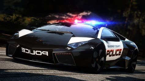 Lamborghini Reventon Hot Pursuit Wallpapers