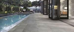 Carrelage Terrasse Piscine : carrelage exterieur piscine carrelage terrasse aspect ~ Premium-room.com Idées de Décoration