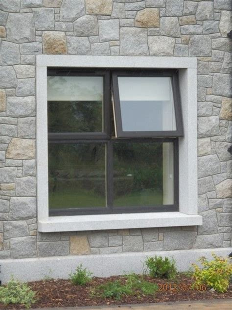 Exterior Window Sill Design by Granite Window Sill Surround Bright Ideas 101 Window
