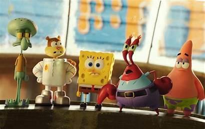 Patrick Star Spongebob Sponge Water Sandy Krabs