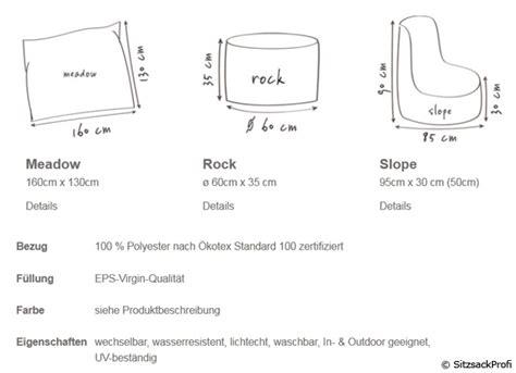 Sitzsack Selber Machen Schnittmuster by Sitzsack Bedrucken Bequem Und Individuell Sitzen