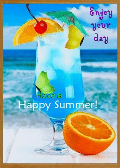 Summer Happy Cards Greeting Desicomments Ecard Card