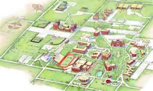 Missouri State University Campus Map