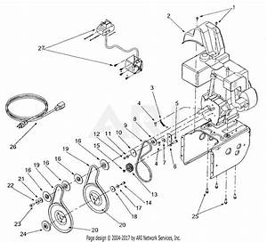 Mtd 31ae640f352  2001  Parts Diagram For Engine  U0026 V