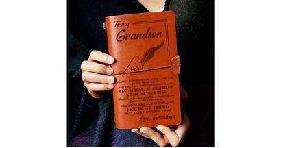 Grandson Husband Journal Wife