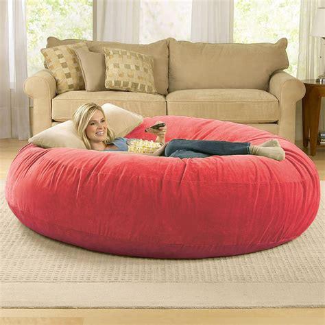 bean bag sofa chair giant bean bag chairs the green head