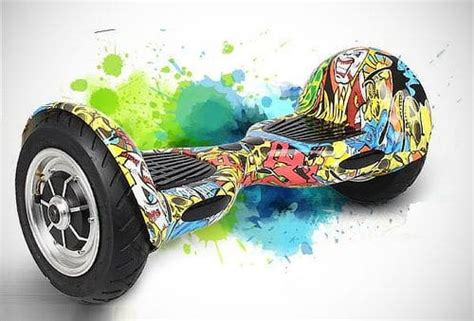 Hoverboard 10pouces Tout Terrain  Xtremboard All Road By