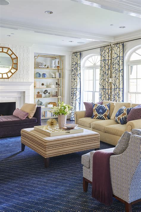 Colorful Colonial Transitional Style by Colorful Colonial With Transitional Style Traditional Home