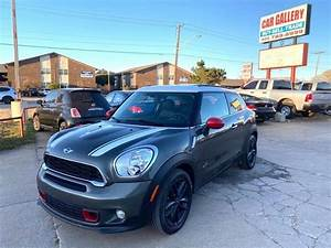 Used Mini Cooper Paceman With Manual Transmission For Sale