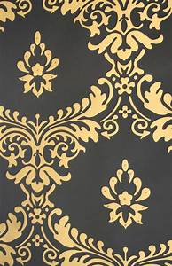 Schwarz Gold Tapete : kristalltapeten gold tapeten online kaufen tapeten bilder galerie 40 ~ Yasmunasinghe.com Haus und Dekorationen