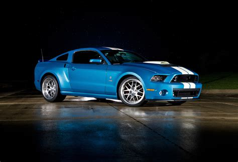 Review 2018 Ford Shelby Gt500 Mustang Wired
