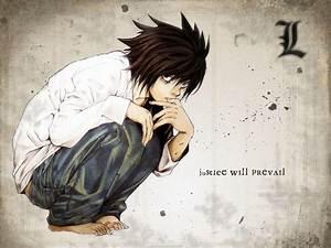 L Wallpapers Death Note - Wallpaper Cave