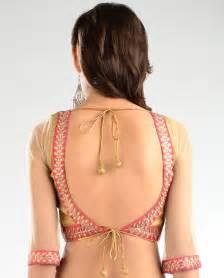 saree blouse designs saree blouse back designs catalogue collection 2017 for