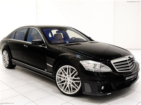 brabus ibusiness 2010 the luxury sedan exotic car image