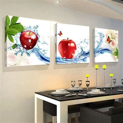 Decoration Maison Peinture Murale Cuisine Maison D 233 Coration Murale Peinture Modulair Achat
