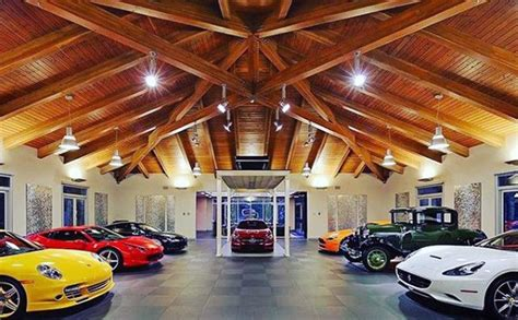 Top 100 Best Dream Garages For Men  Places You'll Want To
