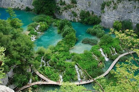 Plitvice Lakes National Park Croatia A Travel Guide For