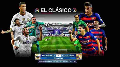{{ mactrl.hometeamperformancepoll.totalvotes + mactrl.awayteamperformancepoll.totalvotes }} votes. Head to Head EL Clasico, MSN vs BBC, Barcelona vs Real Madrid - Berita Sepak Bola Terkini ...