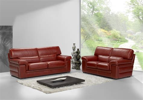 fabricant canape cuir italien canape cuir buffle italien maison design modanes com