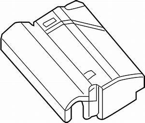Volkswagen Jetta Fuse Box Cover  Liter  Engine