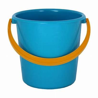 Bucket Plastic Regular Capacity Buckets Water Litre