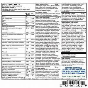 Private Label Liquid Multivitamins Manufacturer | Private ...