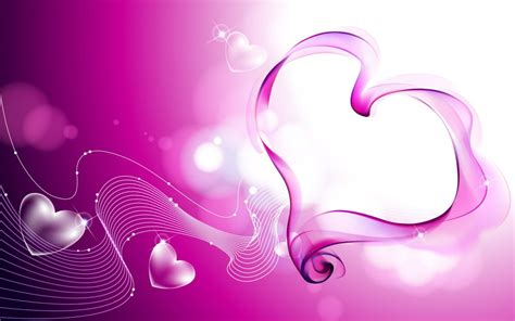Love Pink Colour Hd Wallpapers For Mobile Desktop And