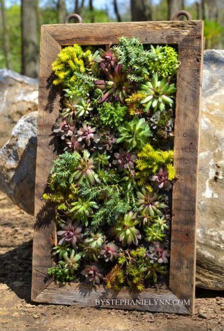 To Make A Vertical Garden Wall by How To Make A Beautiful Vertical Succulents Garden